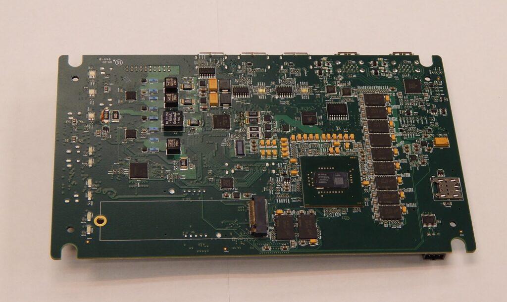 Industrial Edge Computer CPU Board